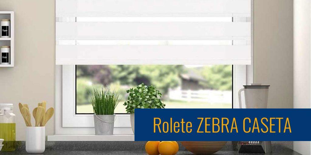 zebra caseta